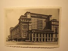 Moscú-hotel four seasons/Fotografía