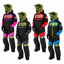 Fxr Youth Helium Monosuit Adjustable Cuffs Thermal Flex Insulation Warm Durable