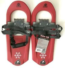 Yukon Charlie's Junior 7 x 16 SnowSqual 716 Snowshoes New With Tags