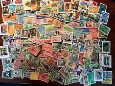 150+ PANAMA USED LOT OF AIR MAIL STAMPS TO 70´s, ALL DIFFERENT!!!