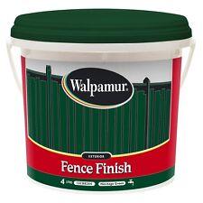 Walpamur 4L Heritage Green Fence Finish