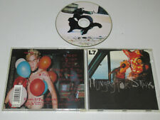 L7 ‎– Hungry for Stink / Slash ‎– 828 531-2 CD Album