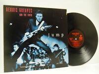 DENNIS GREAVES AND THE TRUTH jump (1st uk press) LP EX-/EX EIRSA 1003 vinyl 1989