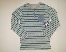 Girls Basic Editions Long Sleeved Striped Shirt Medium 8 (144)