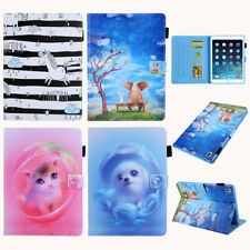 Cute Stand Smart Magnetic Cover Case For Apple&Samsung iPad Mini3/4/5 9.7 Tab A