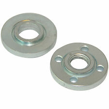 Silverline M14 Thread Replacement Angle Grinder Inner Outer Flange Nut Set Tools