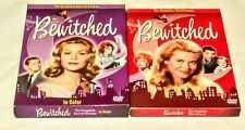 Bewitched TV Show Complete Seasons 2 or 3 DVDs Sold Individually Low Price OOP