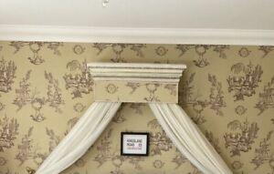 Ciel De Lit Coronet Bed Wall Canopy