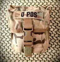 OCP Utility/First Aid Pouch, MOLLE Attachment *Pre-owned, Proven, Excellent*