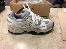 Harrow 300T Womens Lacrosse Turf Shoe Size 9.5 White/silver New In Box