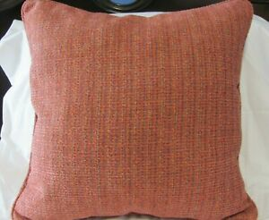 Chenille Double-Sided Pillow Cover with Self Cording