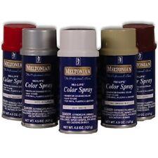 Meltonian Nu-Life Color Spray Leather Plastic Vinyl Paint/Dye 4.5 oz- 53 Colors!