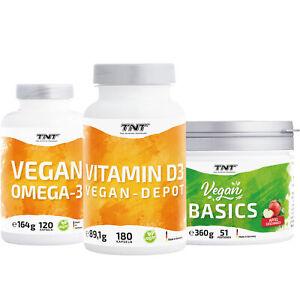 TNT Vegan Health Bundle