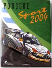 PORSCHE SPORT 2004 Ulrich Upietz ISBN 3928540432 Car Book