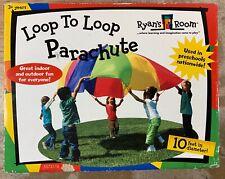 NEW! Ryan's Room Loop To Loop Parachute 10 Feet in Diameter