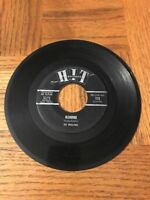 The Roamers/ The Chellows 45 Record