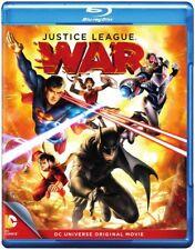 Dcu Justice League: War [New Blu-ray] Full Frame, Uv/Hd Digital Copy,