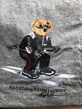 Polo Ralph Lauren Ski Bear T Shirt Limited Edition Size 2xl