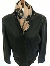Sophisticated Ladies Choclate Brown Jacket. Smart Casual. Flattering. Sz 16