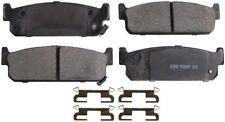 Disc Brake Pad Set-ProSolution Ceramic Brake Pads Rear Monroe GX588