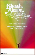 EDWARD SHARPE AND THE MAGNETIC ZEROS S/T Ltd Ed RARE Poster +FREE Indie Poster!