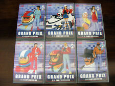 Grand Prix Il Campionissimo 6 DVD Serie Completa 1-2-3-4-5-6 Yamato Video