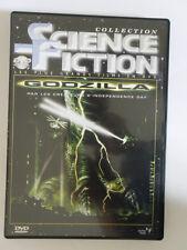 GODZILLA - DVD - COLLECTION SCIENCE FICTION - Jean Reno