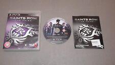 Saint Row el tercer (Sony Playstation 3)