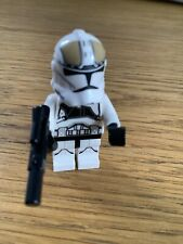 GENUINE LEGO STAR WARS MINI FIGURE CLONE GUNNER CLONE TROOPER
