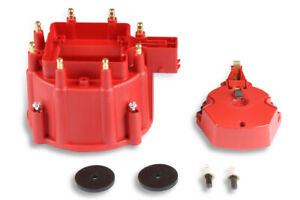 Distributor Cap and Rotor Kit-Base MSD 8416
