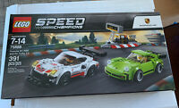 Lego Speed Champions 75888 Porsche 911 RSR and 911 Turbo 3.0 - New Sealed