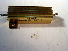RCD  620  50 Watt   100K ohm 1% Power Resistors