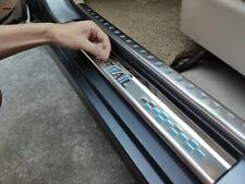 für Nissan x-trail t32 Teile Zubehör Edelstahl Einstiegsleisten Schutz 2013-2020