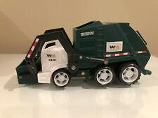 Matchbox WM Waste Management Garbage Truck w/ Sounds Tested & Working 2005 HTF