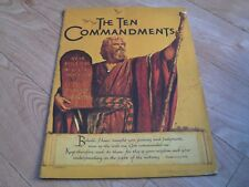 CECIL B. DeMILLE - The Ten Commandments p/b 1956 film accompaniment