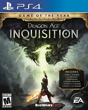 Dragon Age Inquisition - Game of the Year Edition [Sony PS4 PlayStation 4] NEW