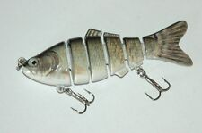Leurre ariculé réaliste Live Oléron IØ pêche mer rivière 10cm 18g N°23