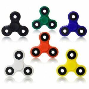 Fidget Finger Spinner Hand Spin Indoor Home Garden Toys  Printed Pocket Toys