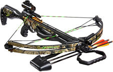 Barnett Sports and Outdoors Jackal Hunting Crossbow Package, Camouflage