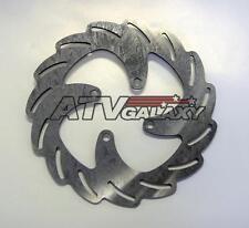 Streamline Rear Brake Rotors Yamaha Raptor 660 01 02 03 04 05 660R
