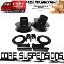 "F250 F350 Super Duty 3"" Front Leveling Lift Kit + Shock Ext + Sway Bar Drop 4W"