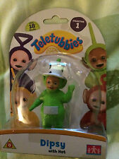 New Teletubbies  3 inch  Dipsy  collectors   Figure
