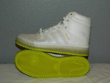 Juniors Adidas Top Ten Hi Yoda Star Wars Shoes B35565 Size 4.5 Glow in the Dark