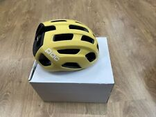 Poc Ventral Air Spin Sulfur yellow 54-59