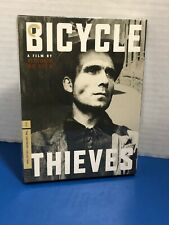 The Bicycle Thief (Dvd, 2007, 2-Disc Set) Criterion Collection New Sealed