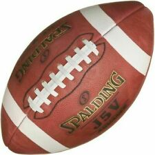 PRO Spalding Official LEATHER Football J5V ADVANCE