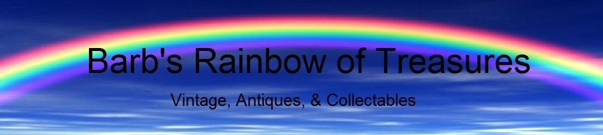 Barb's Rainbow of Treasures