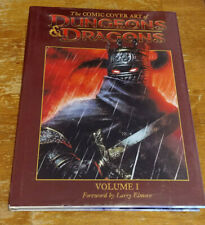 The Comic Cover Art of Dungeons & Dragons - Volume 1 I (2008, first print) (NM)