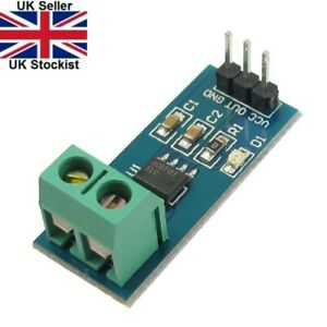5A 20A 30A ACS712 Module Measuring Range Current Sensor Hall Board Arduino PI