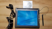 Motion Computing LE1700 1.5 Core 2 4GB ram 60GB HDD Win XP View Anywhere Display